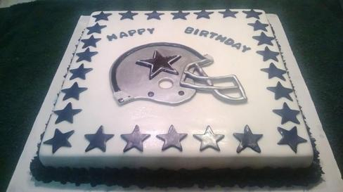 Dallas Cowboy Cake Ideas Vacationhomerentalinfo Fondant Cakes Mikes Cheesecakes